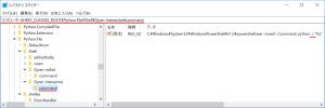 python-click-kidou-jikkou-taiwa-mode-houhou